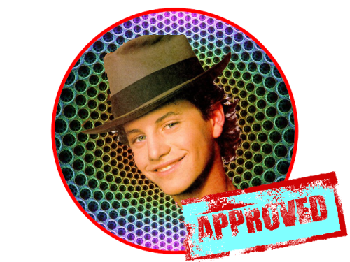 Kirk Cameron seal of approval